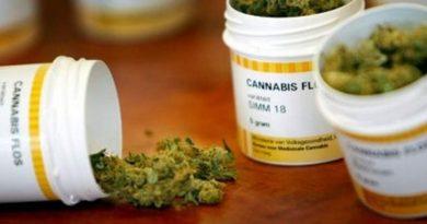 Marihuana médica que no coloca.