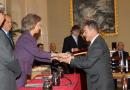 Entrega premio Reina Sofía