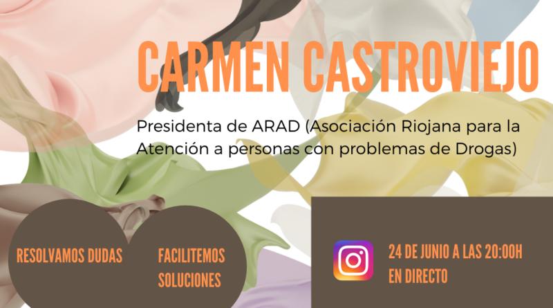 Carmen Castroviejo responde en directo